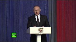 Путин: убийство российского посла Карлова причиняет нам особую боль