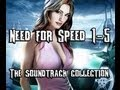 Need for Speed 1 to 5 - The soundtrack collection