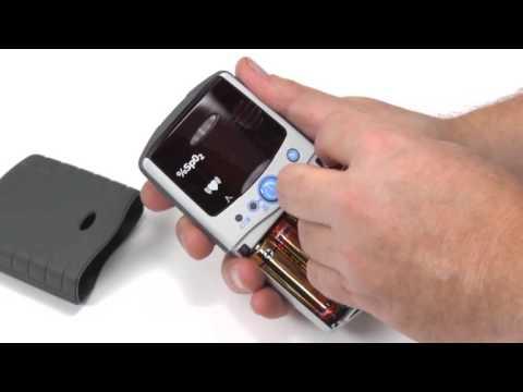 Nonin 2500 PalmSAT Pulse Oximeter - Video Guide