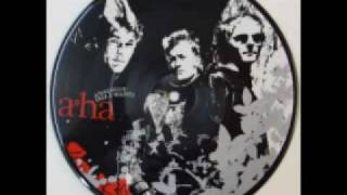 "A-ha ""Case closed on silver shore"" B-Side"
