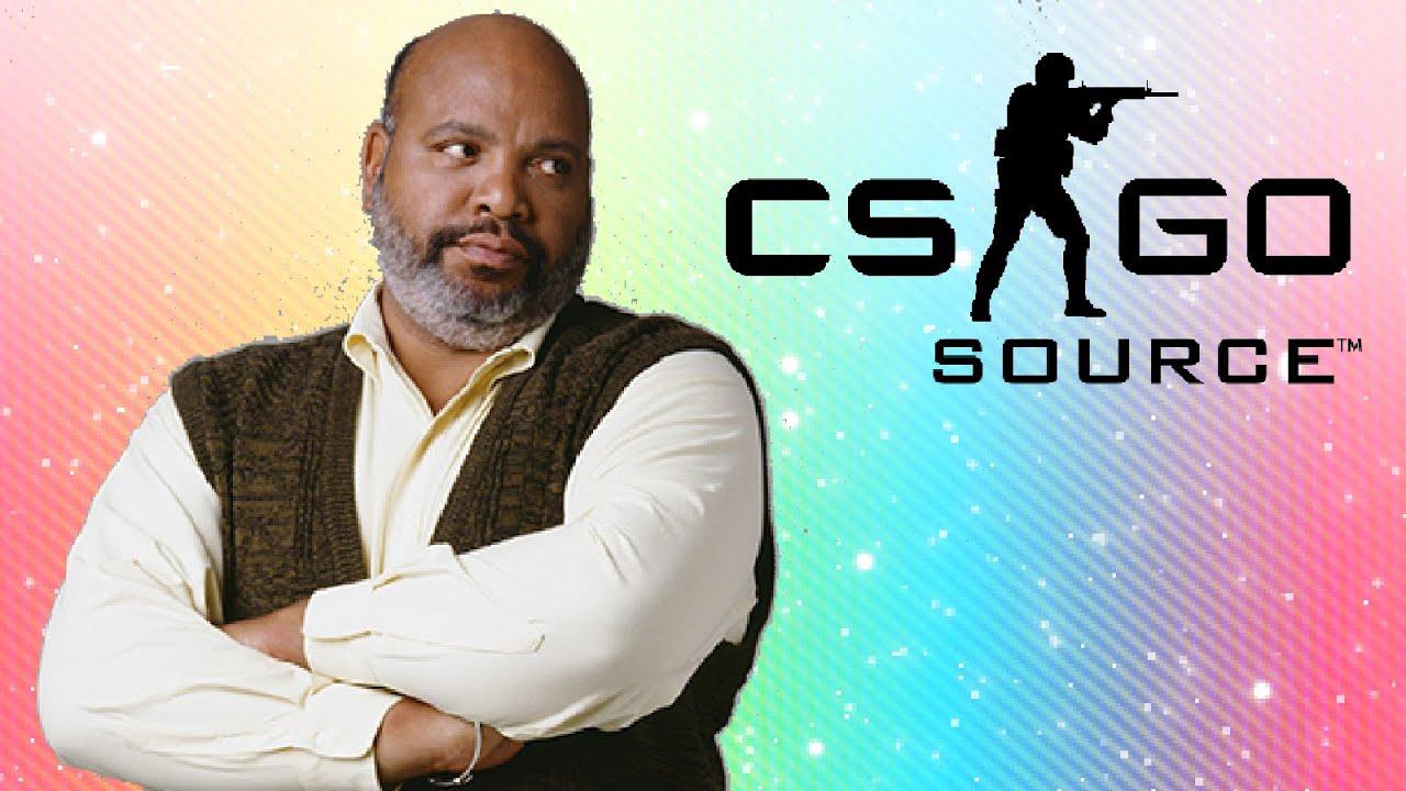 CS GO : Source