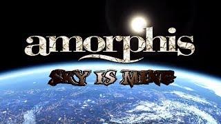 Amorphis - Sky Is Mine (LYRIC VIDEO)