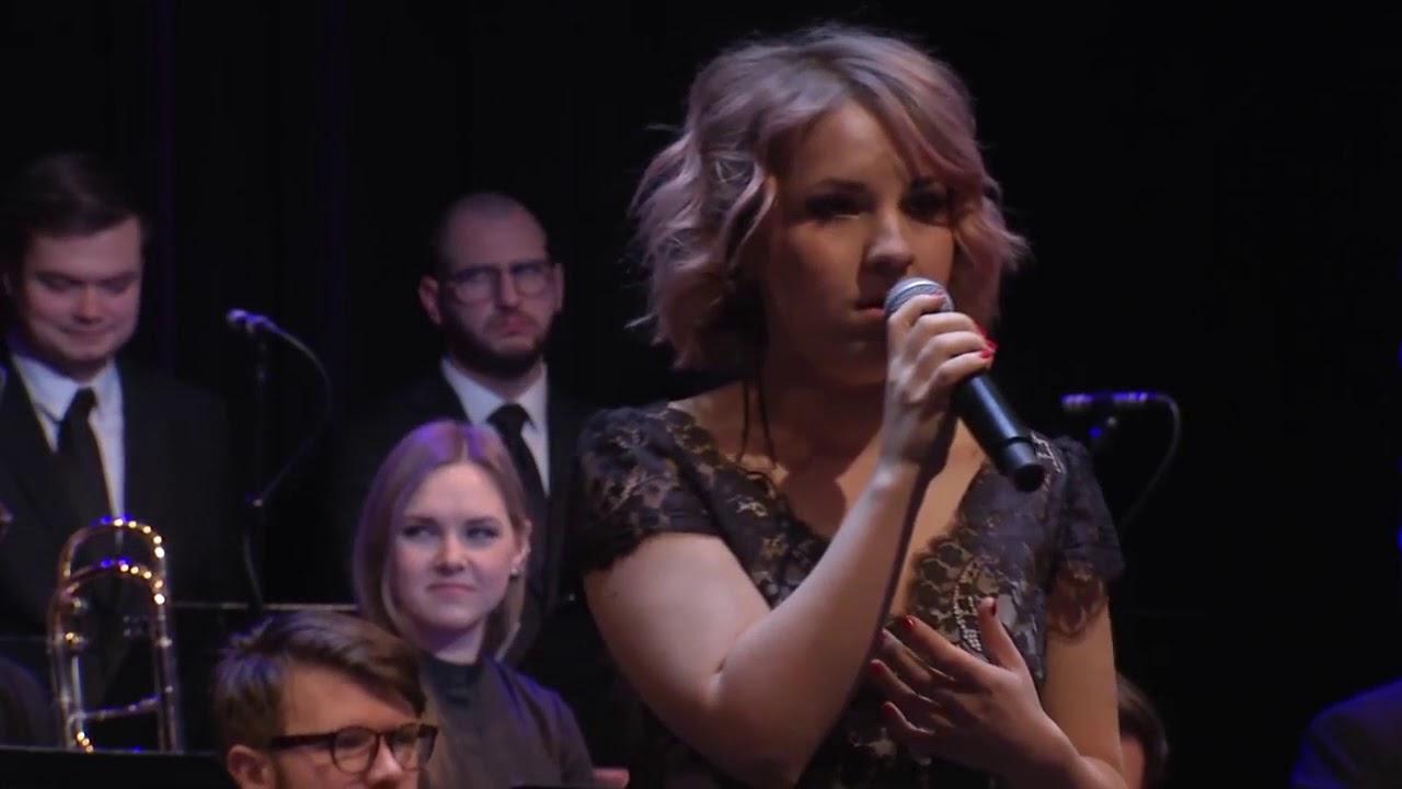 Kristine Praulina  Latvian Radio Big Band Arms Around
