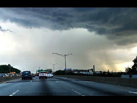 08/11/2016: Severe Thunderstorm Warning - New York City, NY.