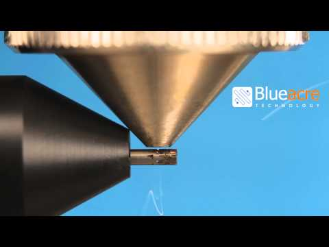Precision laser cutting of medical stent