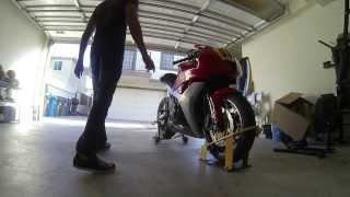 Trackside Roll On Wheel Chock