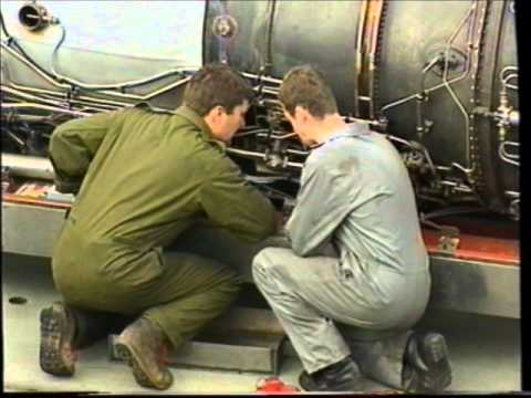 Thrust SSC ITN Documentary Part 2