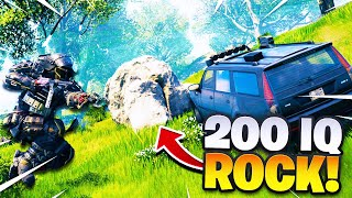 CoD BLACKOUT | i DiED TO A ROCK!!! NEW UPDATE GAMEPLAY!!!