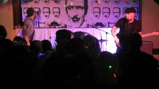 The Toyotas@Munster Raving Looney Party (Moustache Edition)