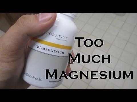 Too Much Magnesium (10/24/18)