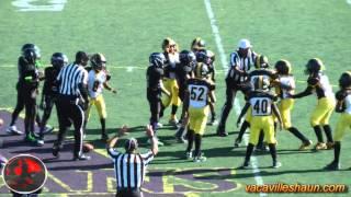 Nor cal ayf american youth football championships highlights cadets, midgets & jr peewee pt1
