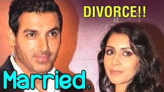 John Abraham To Divorce Wife Priya Runchal - Bollywood Latest News
