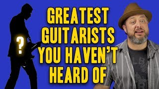 7 Amazing Guitarists You Haven't Heard Of | Marty Schwartz