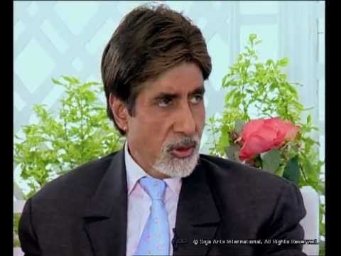 Rendezvous with Simi Garewal Amitabh Bachchan & Family Part 2