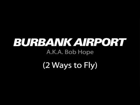 Two ways to fly :60-second Radio, Burbank Airport [IBA - International Broadcast Award]