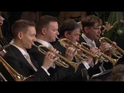 New Years Concert 2017 Vienna Blauen Donau, Radetzky, Vergngen