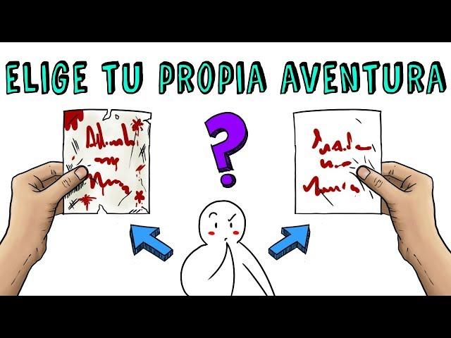 ELIGE TU PROPIA AVENTURA CAP 3 | Draw My Life