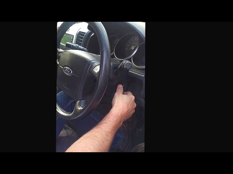 Ford Ranger Ignition Switch Replacement in under 5 minutes