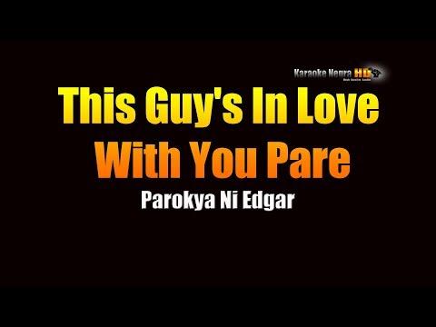 This Guy's Inlove With You - Parokya Ni Edgar (KARAOKE)