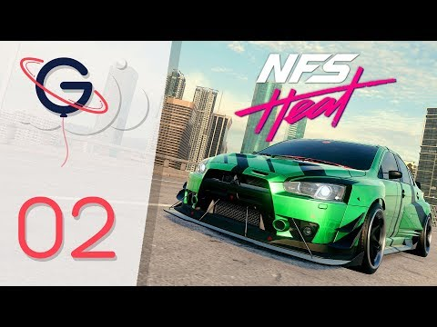 NEED FOR SPEED HEAT FR #2