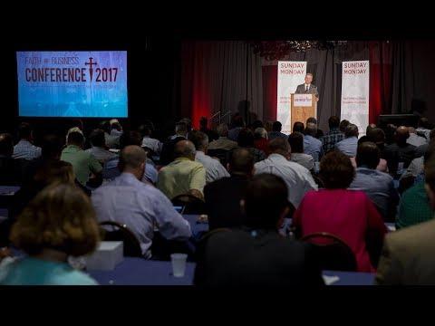 Faith and Business Conference 2017 - Frank Hanna