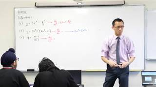 Review of Basic Differentiation (1 of 2: Polynomials, Products, Quotients)