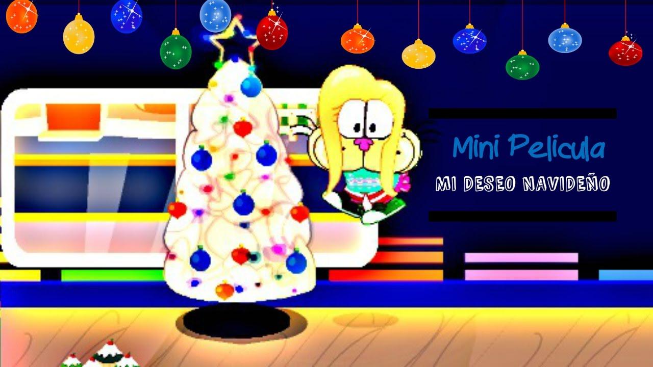 Mini Pelicula De Navidad Mi Deseo Navideño Blancalisa Gamer