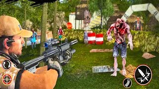 Zombie Mad Actions: Zombie Games 2019 - Android GamePlay HD - Zombie Shooting Games Android