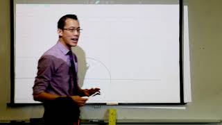 Graphing Reciprocal Functions (4 of 4: Cubic + semi-circle examples)