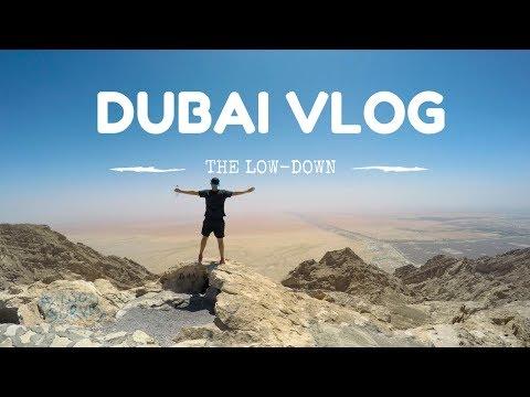 Dubai Vlog - Al Ain Roadtrip with a Gopro