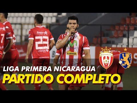 Futbol de Nicaragua   Liga Primera - Final - Real Estelí FC Vs. Managua FC