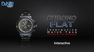 Top Chrono Watch Face Similar Apps