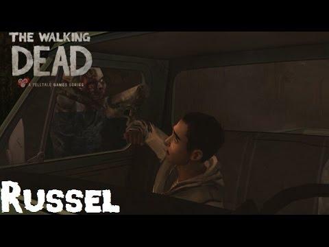 The Walking Dead 400 Days Russel |