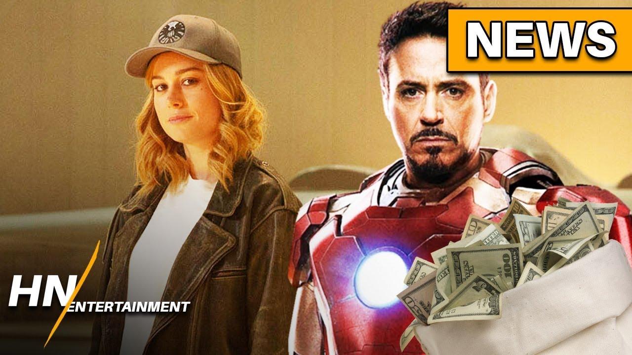 Captain Marvel Pushes MCU Total Box Office Past 18 Billion