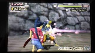 Sakura Samurai: Art of the Sword [3DS eShop] Castle of Long Rains (Boss Battle)