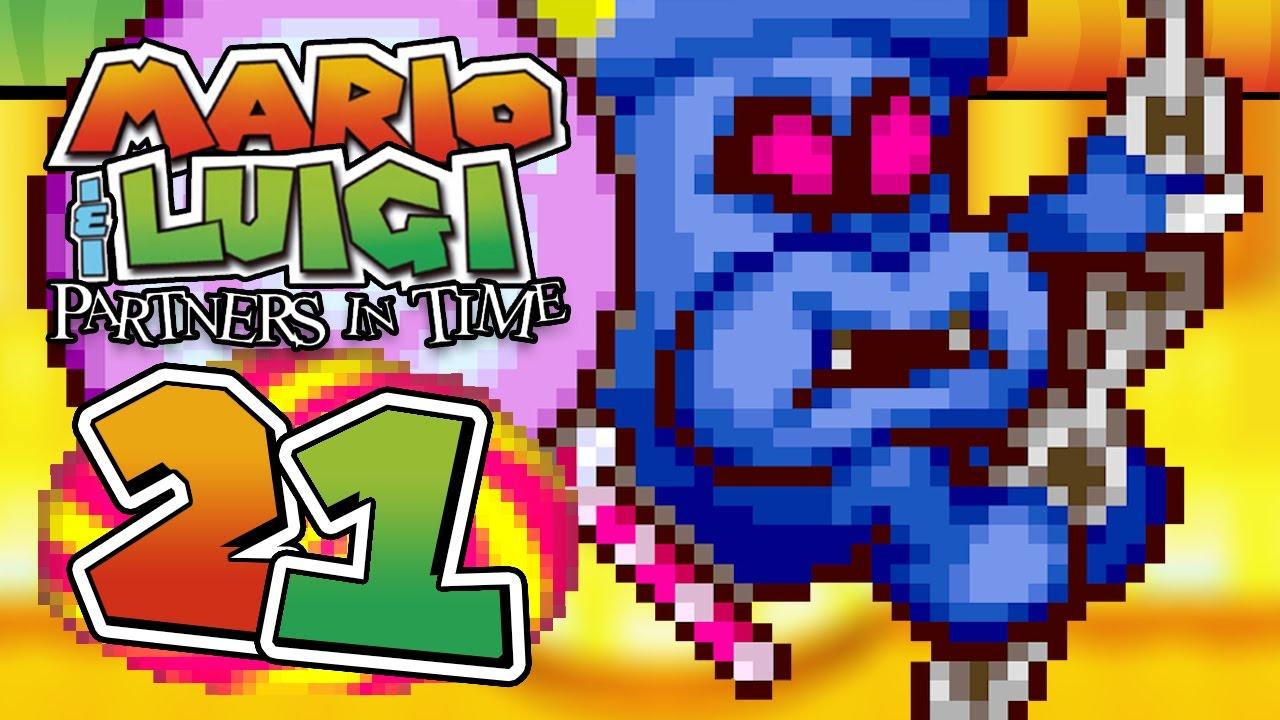 Mario Luigi Partners In Time Episode 21 Koopa Dome Boss