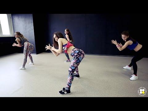 N.A.S.A. - Hide (Tropkillaz Remix) | Twerk Choreography By Nata Zagidulina | D.side Dance Studio