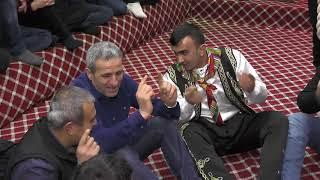 """07.01.2018 Şabanözü Büyük Yakalı Köyü Yaren Ocağı  """"Pamuk Oyunu"""""""
