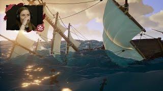 Дебютный геймплей Sea of Thieves