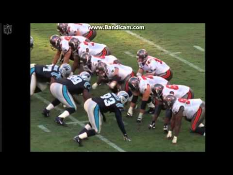 2003 Inside the NFL Buccaneers vs Panthers