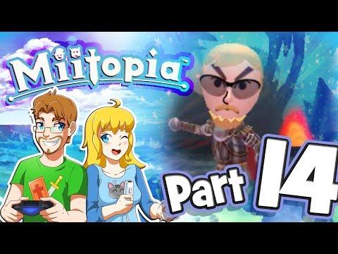 [LIVE] Miitopia Part 14 Volcano World  (Nintendo 3DS)