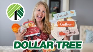 DOLLAR TREE FALL DIYS 2020! ? High-end ideas anyone can do! (even if you suck at crafting)