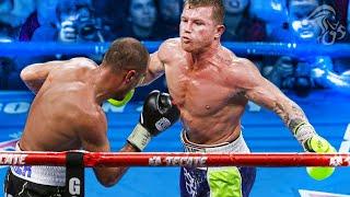 When Canelo Alvarez Scored The Perfect Punch