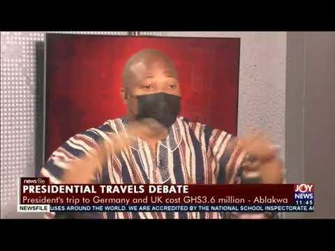 Presidential travels: Akufo-Addo has shown the height of insensitivity  - Okudzeto Ablakwa