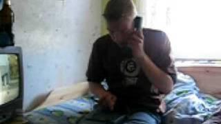 lustiges Telefonat...kiffer verabreden sich