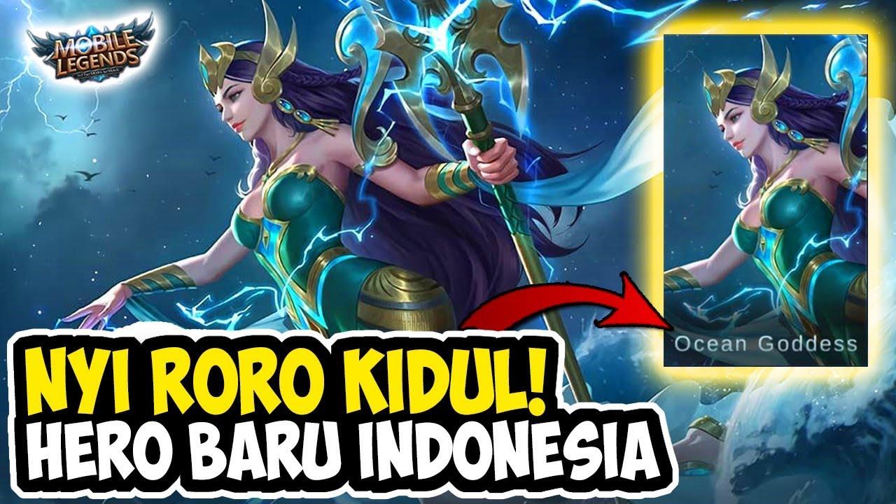 NYI RORO KIDUL BAKAL RILIS DI MOBILE LEGENDS HERO BARU ASAL INDONESIA MOBILE LEGENDS INDONESIA