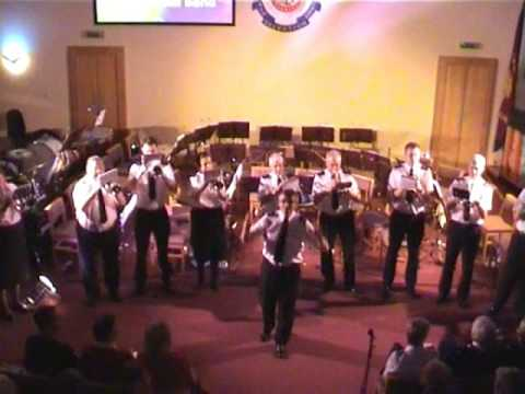 "Salvation Army Regent Hall Band ""Daniel"""