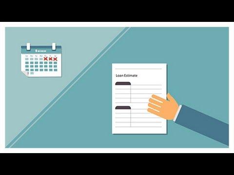 Understanding the Loan Estimate