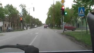 Kikinda - ulazak u grad II -
