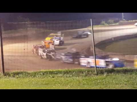 Shadyhill speedway Imod feature July 30th 2016